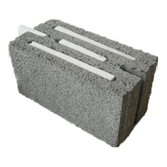 Al Manaratain 8'' LECA LightWeight Insulated Concrete Block