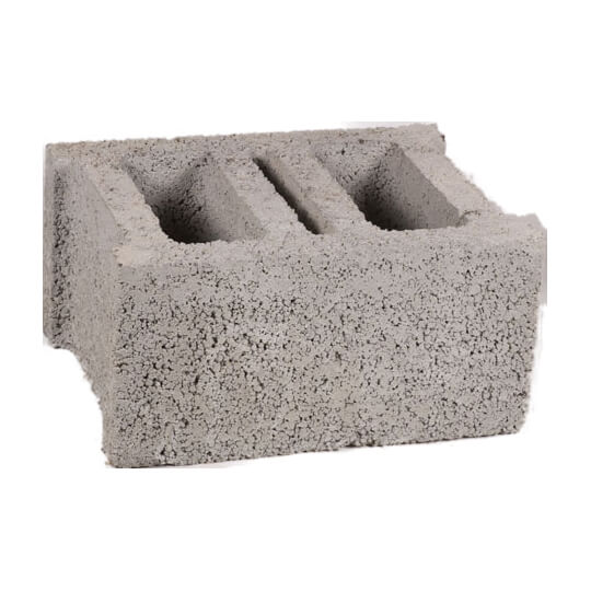 Al Manaratain 8'' LECA LightWeight Concrete Block