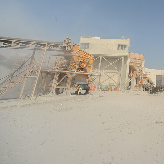 Al Manaratain Crusher Plant & Offices