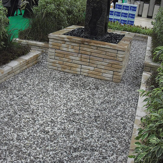 Artificial Stone Walling
