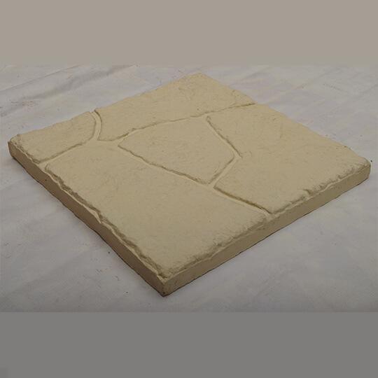 Cream Square Concrete Paving Slab