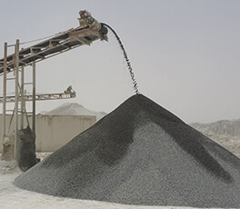Al Manaratain Crushed Aggregate Products