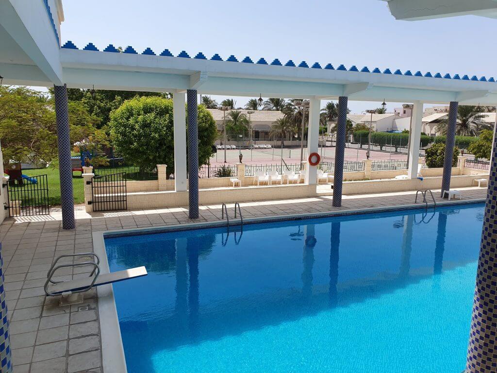 Swimming Pool In Maisan Gardens