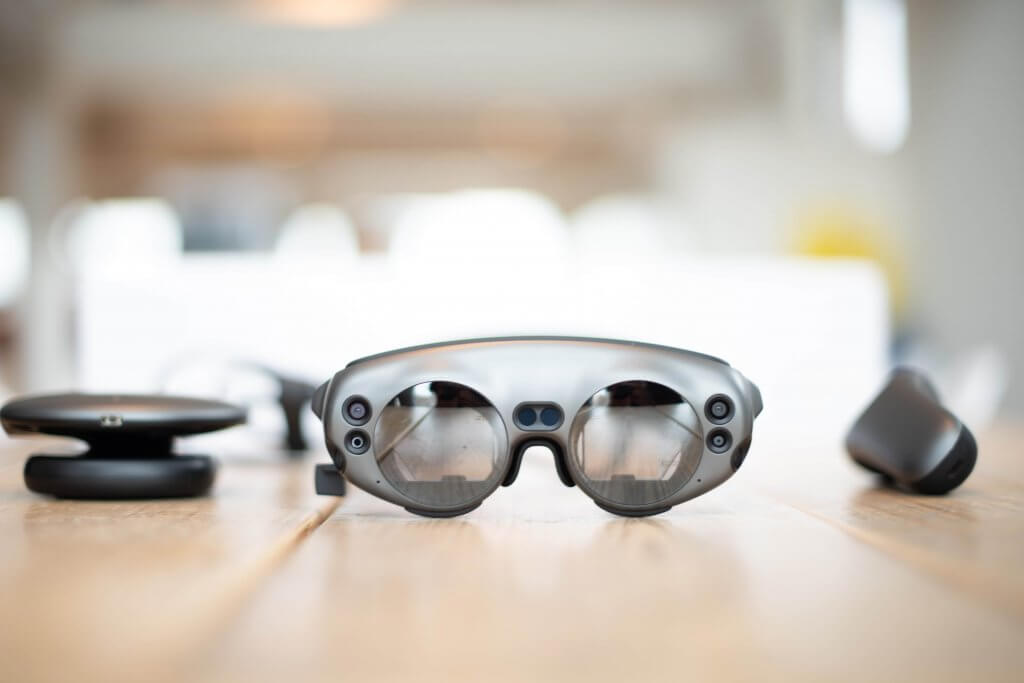 AR goggles and equipment